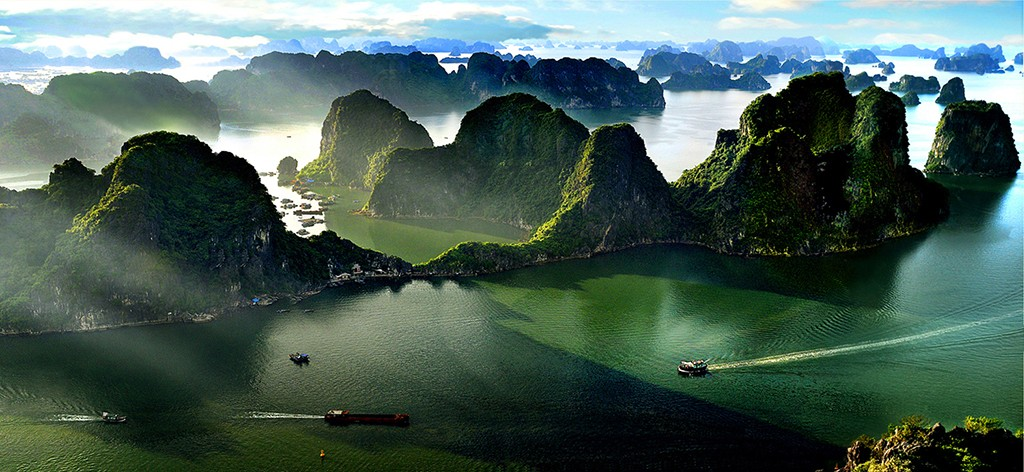 Hanoi and halong bay experience
