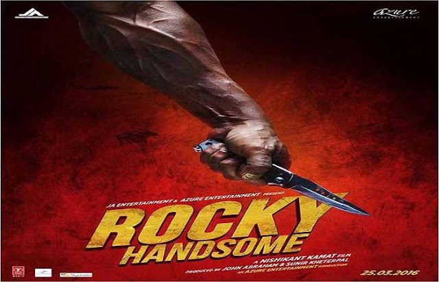 Rocky Handsome 2nd Day Box Office Collection 26 March 2016