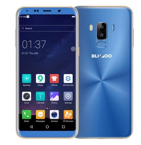 bluboo s8 specifications and price a clone version of samsung galaxy s8 for just 140. Black Bedroom Furniture Sets. Home Design Ideas
