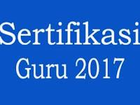 Download Juknis Tunjangan Profesi Sertifikasi Guru 2017
