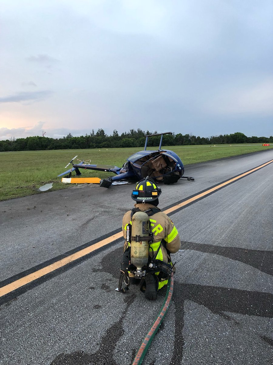 Kathryn's Report: Loss of Control in Flight: Robinson R44