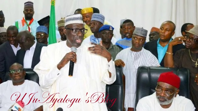 Fayose: We will only sell forms to Northern aspirants- PDP