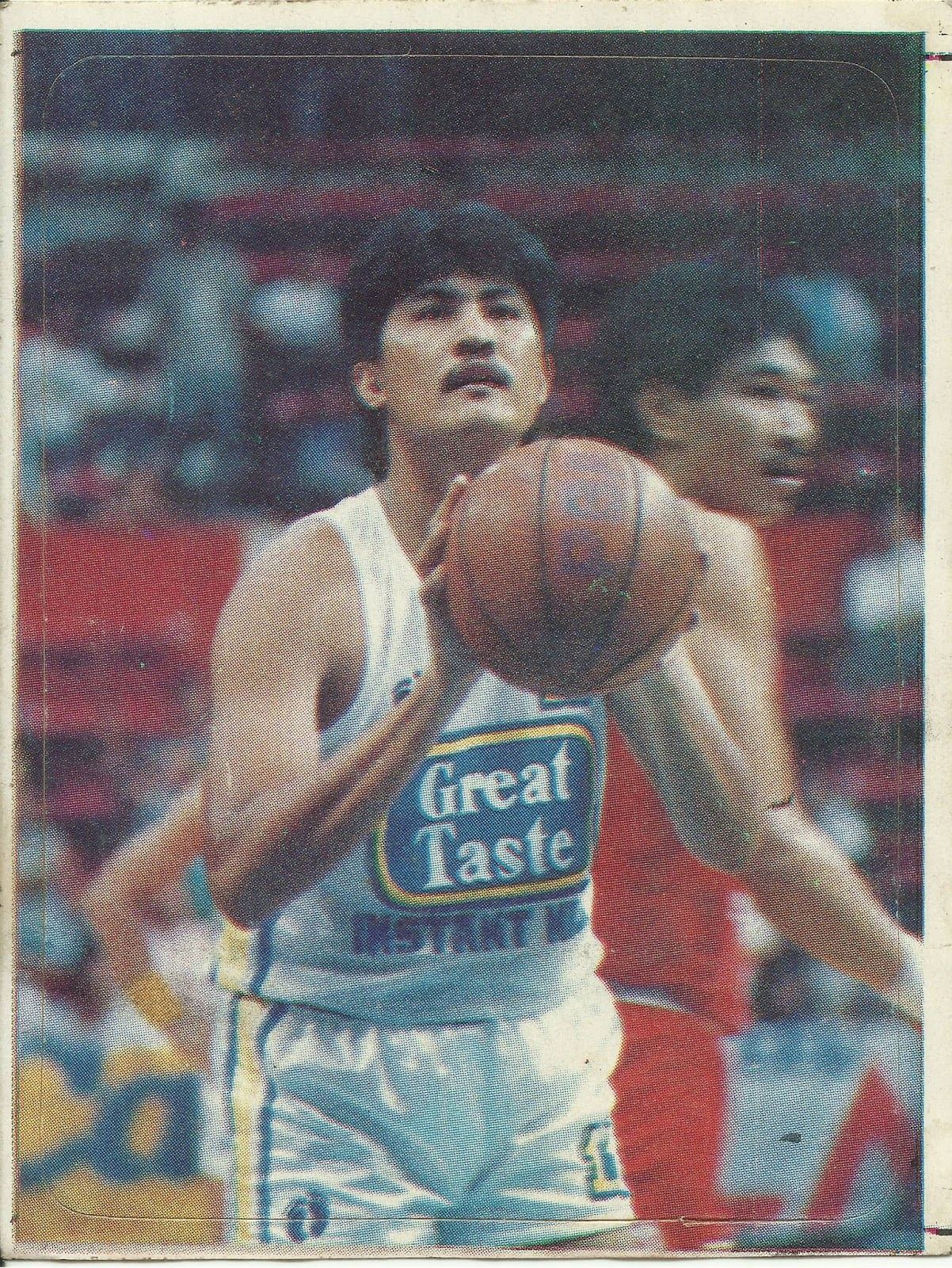 different collections pba cards stickers
