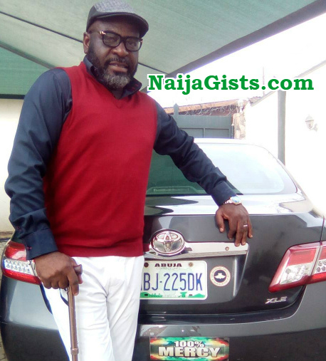 funsho adeolu car crash