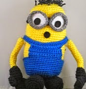 http://www.ravelry.com/patterns/library/interchangeable-minion-figures---despicable-me