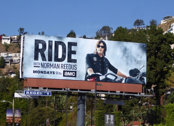 Ride Norman Reedus 2 billboard