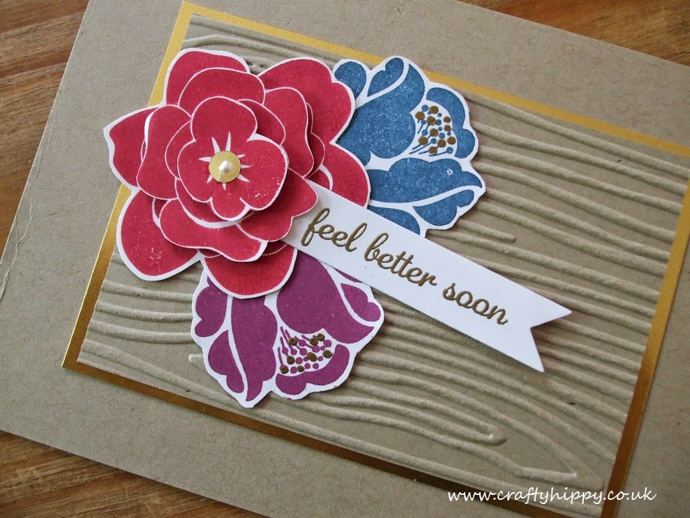 Express Yourself, Simple Stems, Stampin' Up!