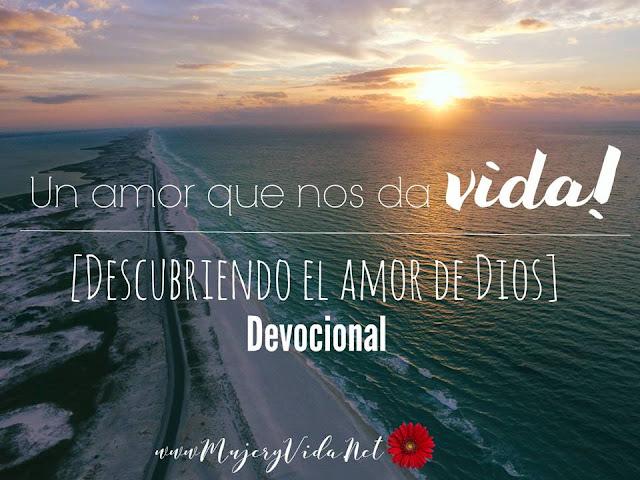 Devocional, Biblia, amor de Dios, amor, Jesucristo