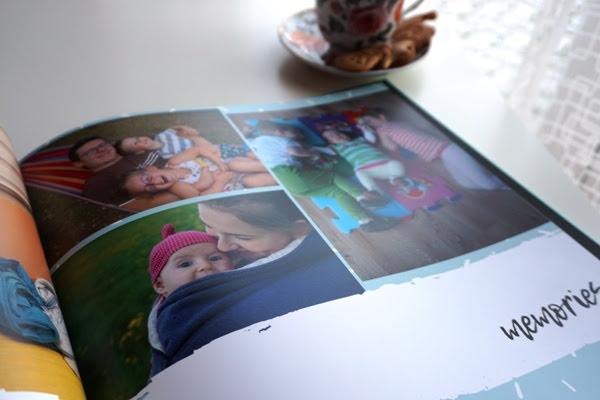 fotoksiążka ze wspomnieniami