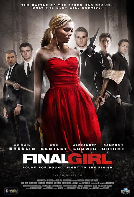 Final Girl (2015) ταινιες online seires oipeirates greek subs