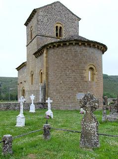 Navarra; Nafarroa; Navacués; Nabaskoze; Santa María del Campo; Románico; Románica; Ermita