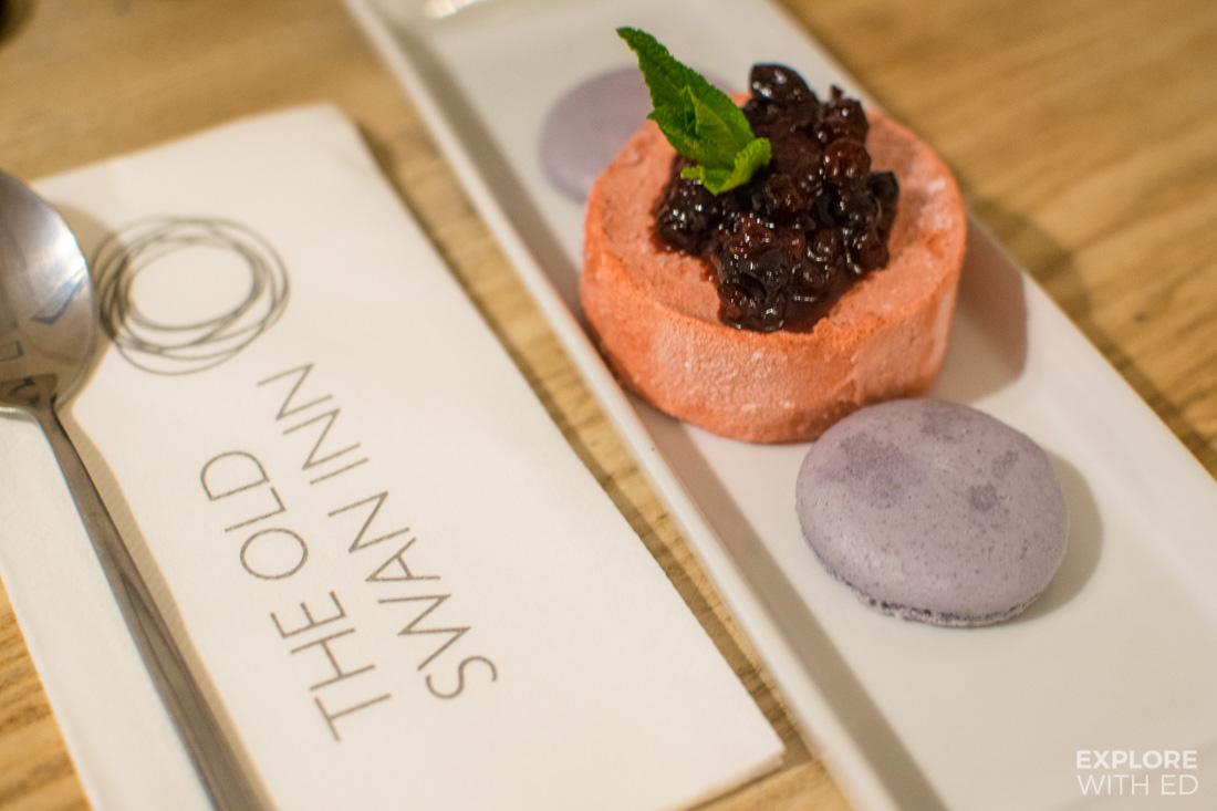 The Old Swan Inn Dessert Menu