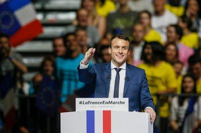 Kemenangan Macron Sebagai Presiden Perancis Disambut Baik Muslim Paris
