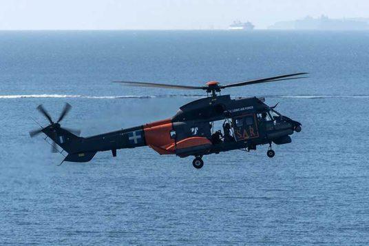 Σε εξέλιξη επιχείρηση εντοπισμού 36χρονου, μέλος πληρώματος κρουαζιερόπλοιου που έπεσε στη θάλασσα