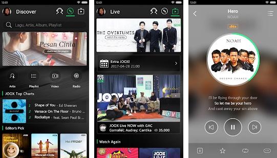 Download Aplikasi JOOX Premium Mod Unlimited VIP Gratis Terbaru 2019