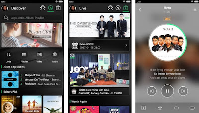Download JOOX Premium Mod Apk