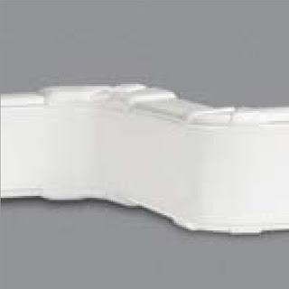 Instalaciones electricas residenciales - tapa flexible del ducto evolutivo