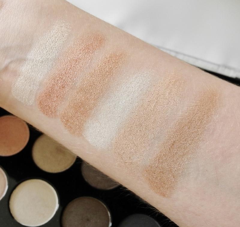 Essential Eyes 28 Color Eyeshadow Palette by BH Cosmetics #13