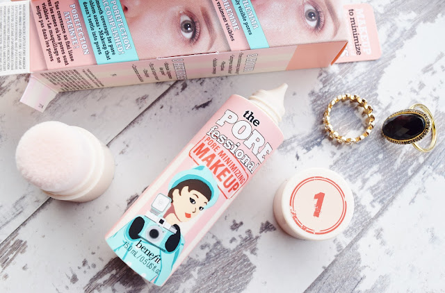 The Benefit Cosmetics the POREfessional: Pore Minimising Makeup
