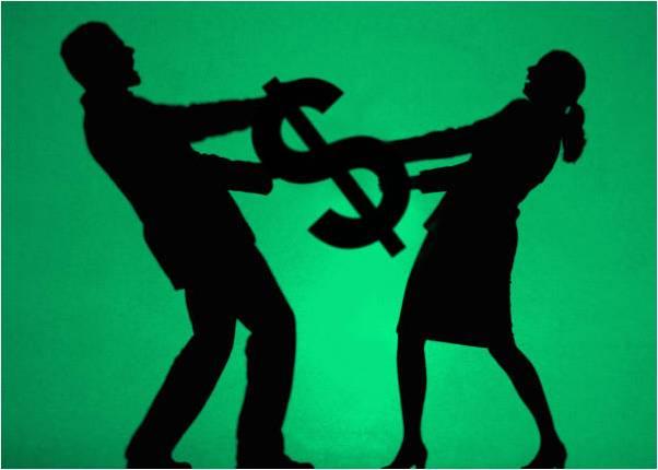 Lovers of Money