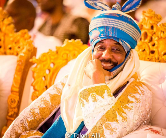 New photos of Emir of Kano, Muhammadu Sanusi II