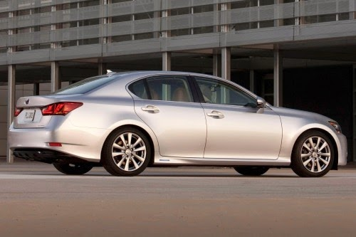 2014 Lexus GS 450h Owners Manual Pdf