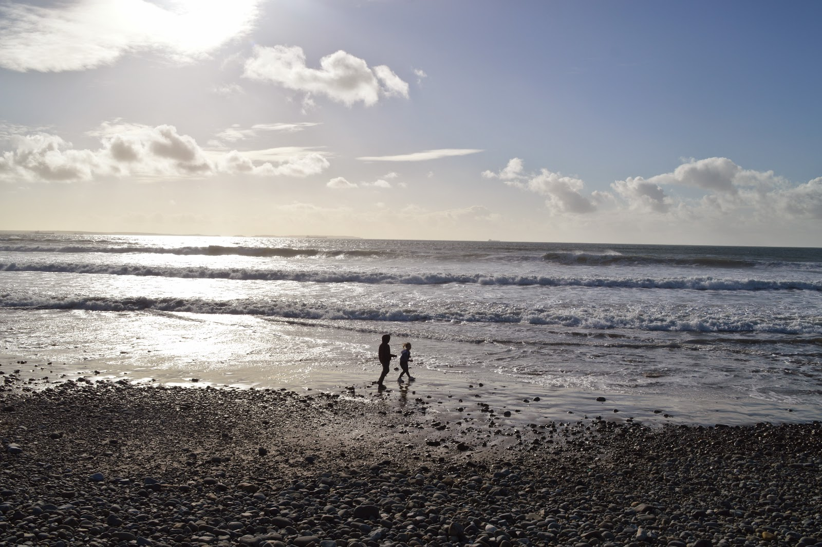 Half Term Pembrokeshire Family Fun Beach Woods