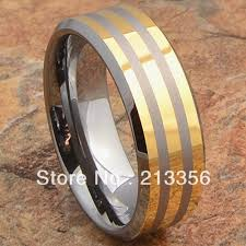 Tungsten Wedding Rings Uk