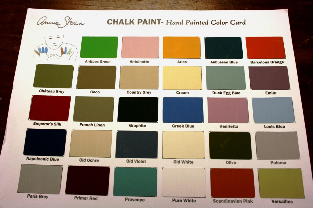 Popular Chalk Paint Colors Wr58 Roccommunity