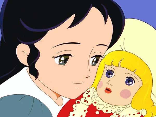 Princesse Sarah célèbre animé japonais 1987