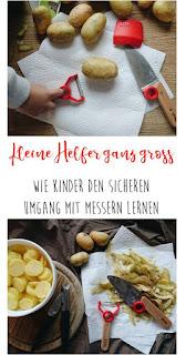probieren geht über studieren: Wie Kinder den sicheren Umgang mit Messern lernen | judetta.de