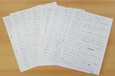 Wie das so ist mit dem Schreibdrang ... Blog Silke Boldt