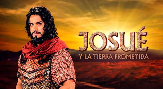 Simplemente Novelas Josue Y La Tierra Prometida Interesante Estreno En Latina Josué y la tierra prometida (título original: josue y la tierra prometida