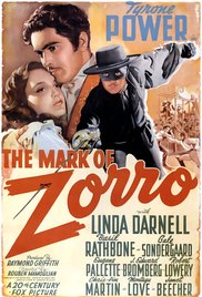 Watch The Mark of Zorro Online Free 1940 Putlocker