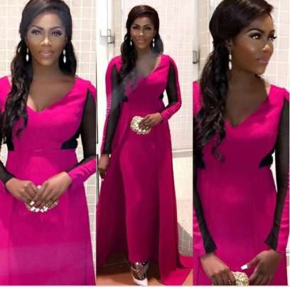 Tiwa Savage 'Having a baby makes me more responsible' singer says
