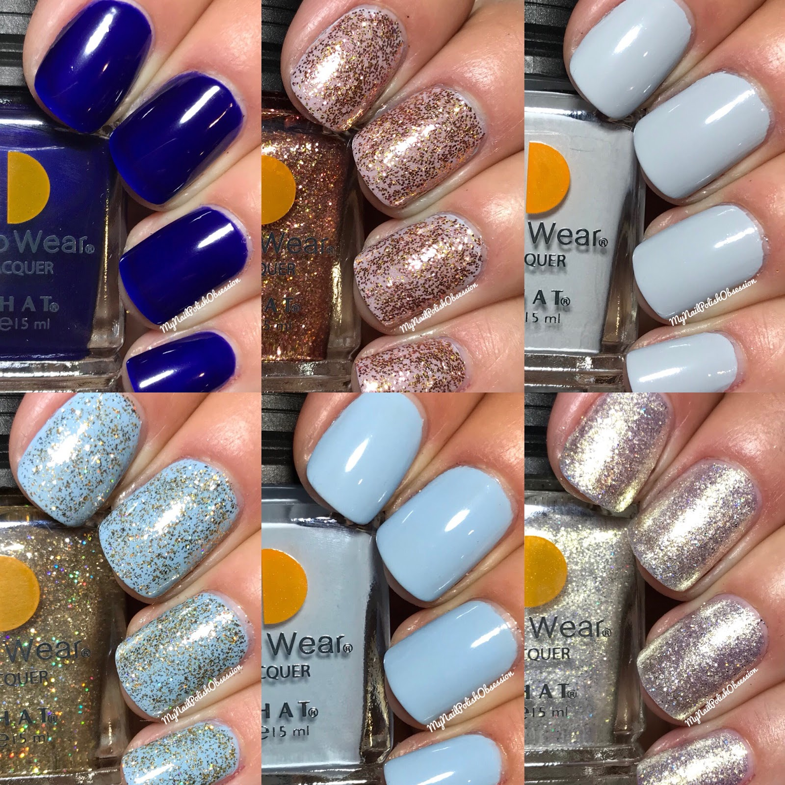 My Nail Polish Obsession: Le Chat; Dare to Wear Moon Goddess ...