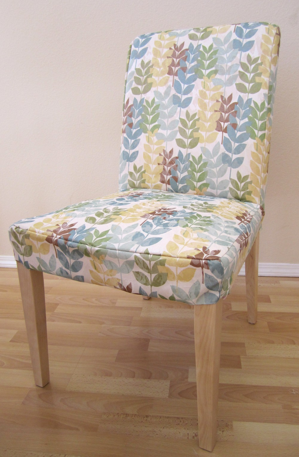 Creative Tradition Custom Cover for an Ikea Henriksdal chair