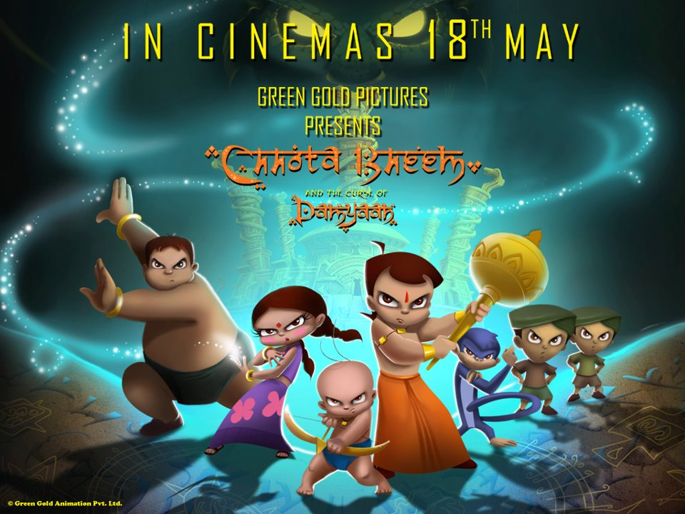 Chhota Bheem and the throne of Bali full movie tamil download