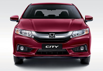 2016 Honda City Facelift fog lamp image