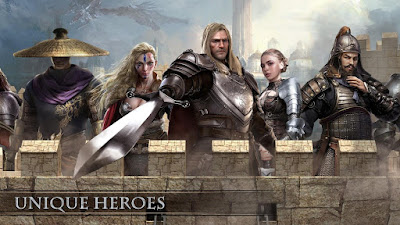 Rise of Empire: Ice and Fire Apk + Data For Android