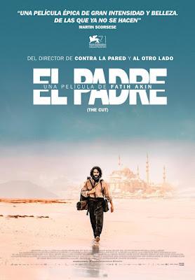 The Cut 2014 DVD R2 PAL Spanish