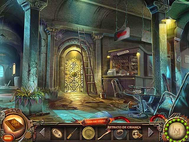 Nightfall Mysteries - A Conspiração do Manicômio
