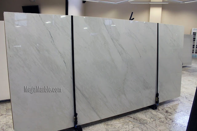 Marble Porcelain Slabs For Countertops & Shower Walls