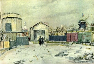 Visite guidée sur les pas de Suzanne Valadon et Maurice Utrillo à Montmartre