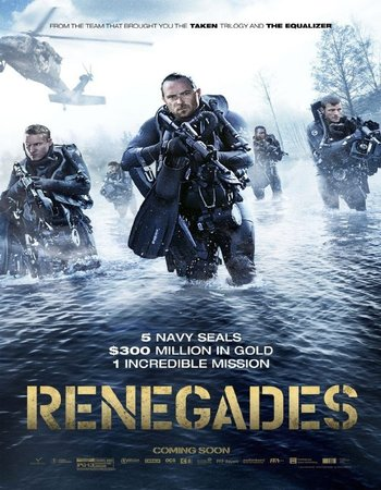 Renegades (2017) English 720p
