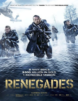 Renegades (2018) Watch Online Full Movie HDrip Free