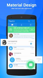 TextU Pro – Private SMS Messenger v3.7.2 [Unlocked] Apk