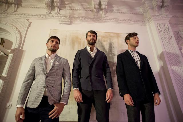 TENKEY, MFSHOW MEN SS17, Museo del Traje, Moda, Desfiles, Tendencias, Streetstyle Men