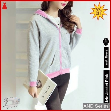 AND336 Jaket Wanita Lizzie Jacket Pink BMGShop