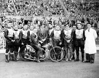Wembley Lions 1950